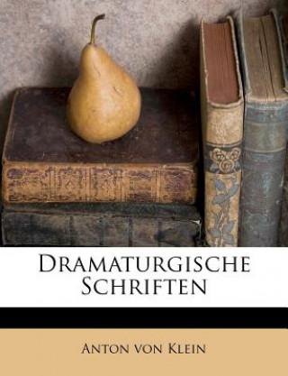 Dramaturgische Schriften