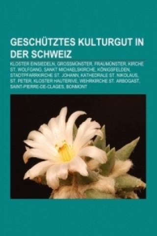 Geschütztes Kulturgut in der Schweiz