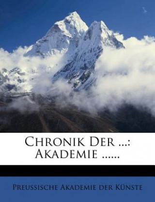 Chronik Der: Akademie