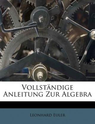 Vollständige Anleitung Zur Algebra