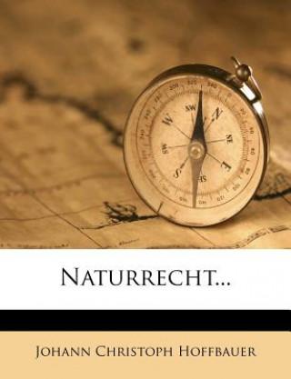 Naturrecht aus dem Begriffe des Rechts.
