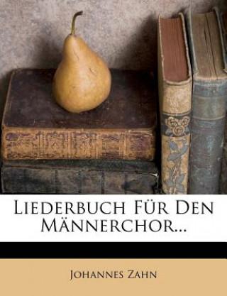 Liederbuch für den Männerchor.