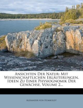 Ansichten ser Natur mit wissenschaftlichen Erläuterungen, Zweiter Band, Dritte Ausgabe