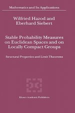 Stable Probability Measures on Euclidean Spaces and on Locally Compact Groups