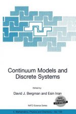 Continuum Models and Discrete Systems, w. CD-ROM