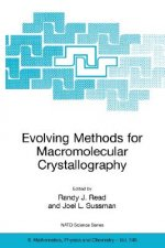 Evolving Methods for Macromolecular Crystallography