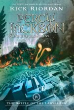 Percy Jackson, The Battle of the Labyrinth. Die Schlacht um das Labyrinth, englische Ausgabe