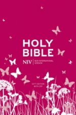 Holy Bible, New International Version, gift edition. NIV Tiny Bible, pink