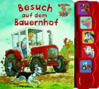 Bauer Bolle - Besuch auf dem Bauernhof Tonmodulen