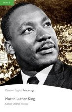 Level 3: Martin Luther King Book and MP3 Pack