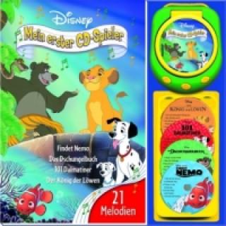 Disney - Mein erster CD-Spieler 4 Audio-CDs