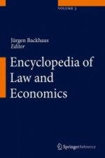 Encyclopedia of Law and Economics, 3 Pts