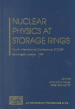 Nuclear Physics at Storage Rings
