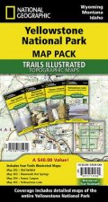 Yellowstone National Park Map Pack