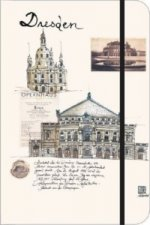 Dresden City Journal, Notizbuch, klein