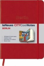 CoolNotes, Notizbuch, City, Red/Collage Berlin