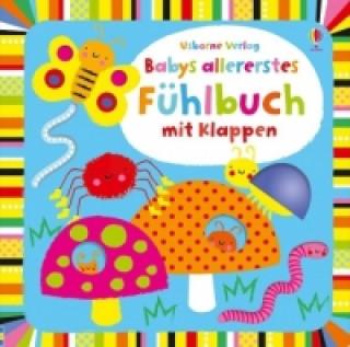 Babys allererstes Fühlbuch mit Klappen