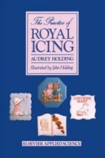 Practice of Royal Icing