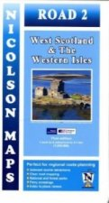 Nicolson Maps West Scotland & The Western Isles