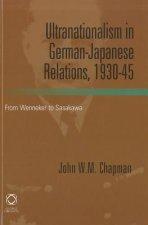 Ultranationalism in German-Japanese Relations, 1930-1945