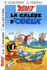 Asterix La Grande Collection - La Galère d' Obelix