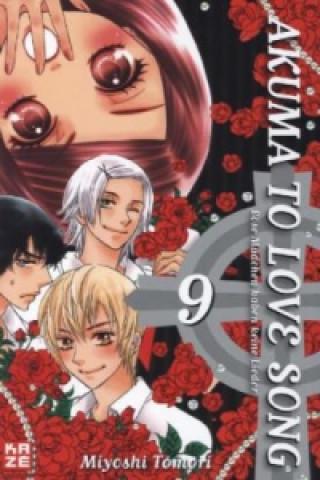 Akuma to love song - Böse Mädchen haben keine Lieder. Bd.9