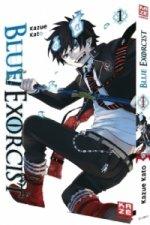 Blue Exorcist. Bd.1