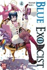 Blue Exorcist. Bd.4