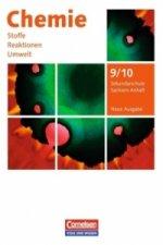 Chemie: Stoffe - Reaktionen - Umwelt (Neue Ausgabe) - Sekundarschule Sachsen-Anhalt - 9./10. Schuljahr