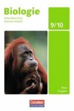 Biologie - Ausgabe Volk und Wissen - Sekundarschule Sachsen-Anhalt - Neue Ausgabe - 9./10. Schuljahr