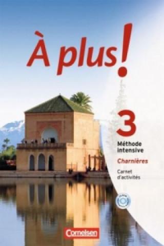 Charnières, Carnet dactivités/Audio-CD
