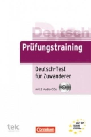Deutsch-Test für Zuwanderer