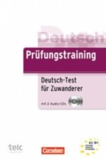 Deutsch-Test für Zuwanderer, m. 2 Audio-CDs