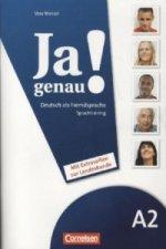 Ja genau! - Deutsch als Fremdsprache - A2: Band 1 und 2