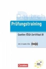 Prüfungstraining DaF B1 UČ + 2 CD