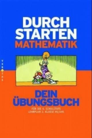 Durchstarten Mathematik - Dein Übungsbuch, 6. Schulstufe