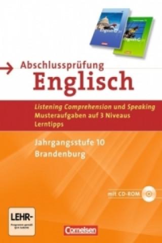 Abschlussprüfung Englisch, English G 21, Jahrgangsstufe 10, Brandenburg