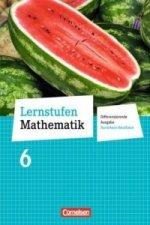 Lernstufen Mathematik - Differenzierende Ausgabe Nordrhein-Westfalen - 6. Schuljahr