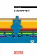 Cornelsen Literathek - Textausgaben - Schachnovelle - Empfohlen für das 10.-13. Schuljahr - Textausgabe - Text - Erläuterungen - Materialien