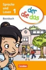 der-die-das - Deutsch-Lehrwerk für Grundschulkinder mit erhöhtem Sprachförderbedarf - Erstlesen - 1. Schuljahr