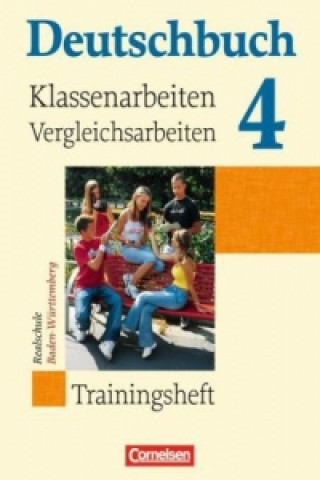 8. Schuljahr, Trainingsheft für Klassenarbeiten und Vergleichsarbeiten