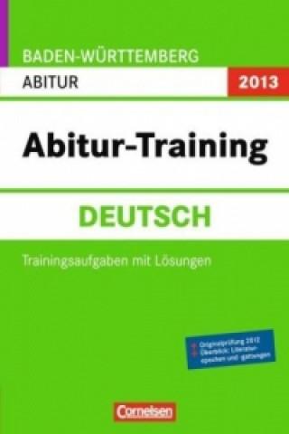 Deutsch, Abitur Baden-Württemberg 2013