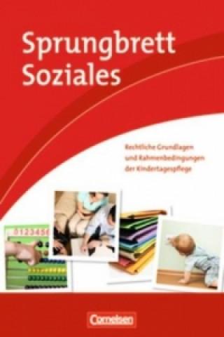 Sprungbrett Soziales - Kinderpflege, Rechtliche Grundlagen und Rahmenbedingungen der Kindertagespflege