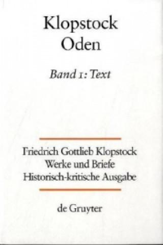 Oden. Bd.1