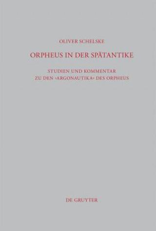 Orpheus in der Spatantike