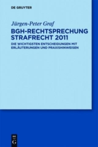 BGH-Rechtsprechung Strafrecht 2011