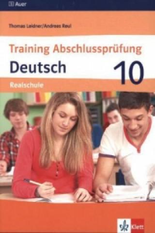Training Abschlussprüfung Deutsch, Realschule