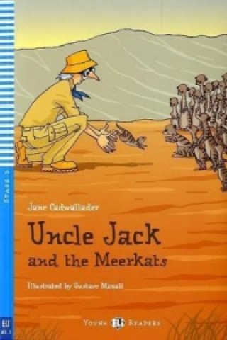 Uncle Jack and the Meerkats, w. Audio-CD