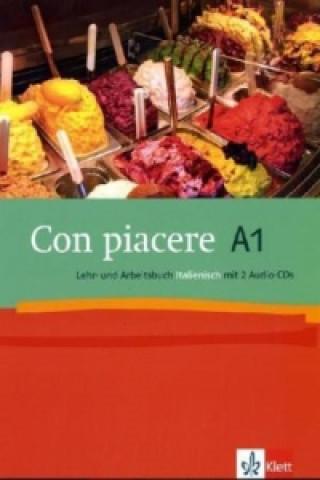 Con piacere A1, Lehr- und Italienisch