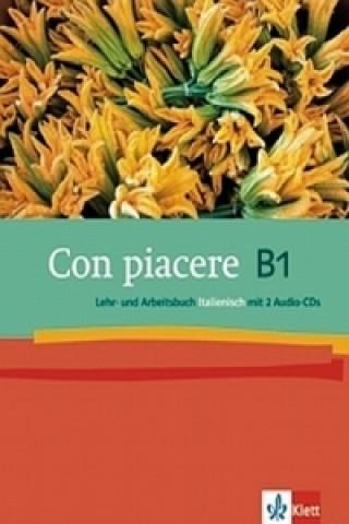 Con piacere B1, Lehr- und Italienisch